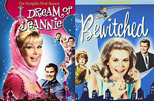 Bewitched or I Dream of Jeannie? Which is your favorite?