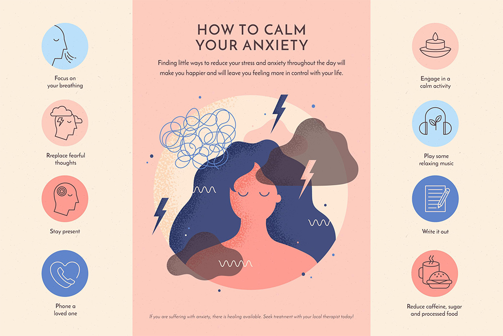 How to cure your anxiety?